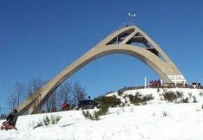 Skischans in Winterberg